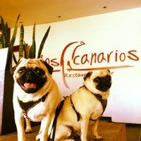 Photo taken at Los Canarios by Alberto C. on 6/30/2013