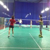 Photo taken at Challenger Sport Center by litterbiswas on 5/9/2013