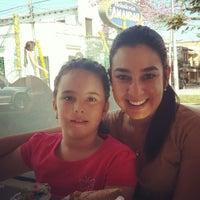 Photo taken at Heladería Amandau by Diana T. on 8/17/2014