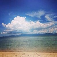 Photo taken at Power Beach Resort by Nuttaya S. on 4/26/2013