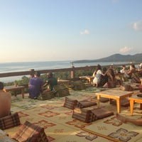 Photo taken at Amstardam Bar & Stone Hill Resort by Nuttaya S. on 1/11/2013