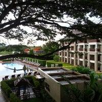 Photo taken at Le Méridien Chiang Rai Resort, Thailand by .Anat J. on 12/2/2012