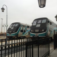 Photo taken at Metrolink San Bernardino Station by Eric B. on 6/23/2013