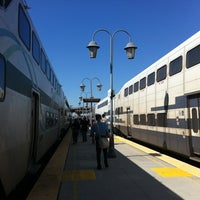 Photo taken at Metrolink San Bernardino Station by Eric B. on 9/30/2012
