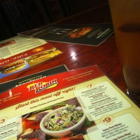 Photo taken at Red Robin Gourmet Burgers by Breanna K. on 6/24/2013