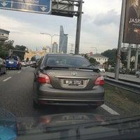 Photo taken at Lebuhraya Persekutuan (Federal Highway) by Lim K. on 1/10/2013