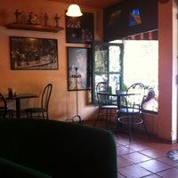 Photo taken at Village Cafe by Kit V. on 8/18/2013