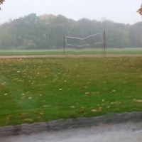 Photo taken at MHC Hurling Pitch by Carl W. on 10/13/2014