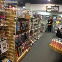 Photo taken at JHU Comic Books by CinaSmash on 1/27/2013