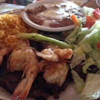 Photo taken at La Parilla Mexican Restaurant by Richard C. on 1/31/2014
