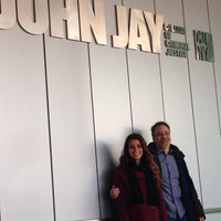 Photo taken at John Jay College of Criminal Justice by Tani P. on 11/15/2013