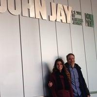Das Foto wurde bei John Jay College of Criminal Justice von Tani P. am 11/15/2013 aufgenommen
