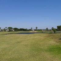 Photo taken at La Jarra Golf by Sonia S. on 6/26/2013
