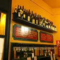 Photo taken at Taberna Almendro 13 by Luis H. on 4/6/2013