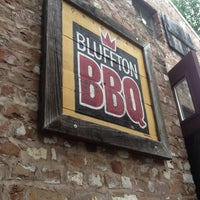 Photo taken at Bluffton BBQ by Spencer V. on 7/11/2014