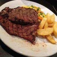 Photo taken at Abuba Steak by Riswanto Z. on 7/4/2013