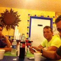 Photo taken at Nana's Taqueria by Mario S. on 7/17/2013