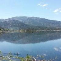Photo taken at Posada del Agua by Julian G. on 4/19/2014