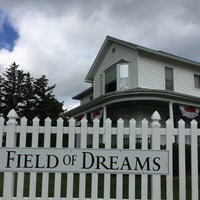 Photo taken at Field of Dreams by Tom H. on 7/11/2015