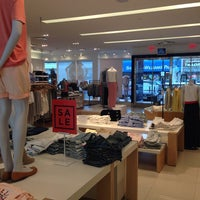 Photo taken at Gap by Dafer A. on 6/9/2014