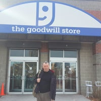 Photo taken at The Goodwill Store (Boston) by Davyd B. on 11/15/2013