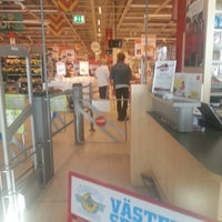 Photo taken at ICA MAXI Supermarket by Ola on 6/14/2013
