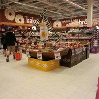 Photo taken at ICA MAXI Supermarket by Ola on 6/21/2013