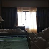Foto tomada en DoubleTree by Hilton Hotel Chicago O'Hare Airport - Rosemont por Panos A. el 7/28/2013