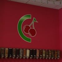 Photo taken at CherryBerry Yogurt Bar by Kelly A. on 8/29/2013
