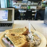 Photo taken at Leonardo's Deli Cafe by Mark N. on 7/12/2016
