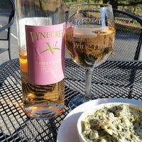 Photo taken at Vynecrest Vineyard & Winery by Ralph B. on 10/25/2014