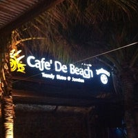 Photo taken at Cafe' De Beach by G_SiamPark on 11/3/2012