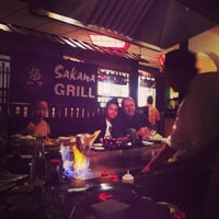 Photo taken at Sakana Grill by Paolo R. on 7/11/2014