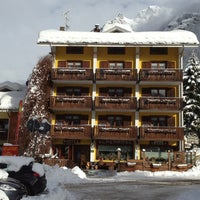 Photo taken at Albergo Alpenrose by Albergo Alpenrose di Franco Bieler on 2/6/2014