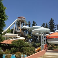 Photo taken at Fasouri Watermania Waterpark by 🎀Анна Т. on 7/28/2013