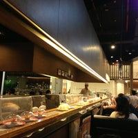 Photo taken at Heiroku Sushi by woonsen s. on 4/5/2013
