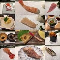 Photo taken at Sushi Shin 鮨辰日本料理 by Paco C. on 6/21/2015