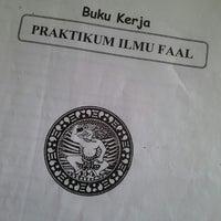 Photo taken at Fakultas Farmasi by Latifah Kartika D. on 10/7/2013