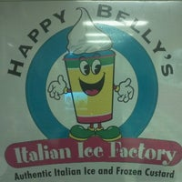 Photo taken at Happy Belly's Italian Ice Factory by @gcdoc362 on 5/4/2013