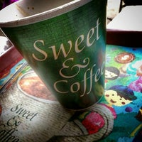 Photo taken at Sweet & Coffee by JoseJavier V. on 10/14/2015