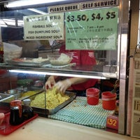 Photo taken at 132 Traditional Teochew Noodle by Oddpinkcloud on 4/7/2013