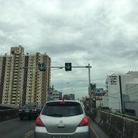 Photo taken at Ramkhamhaeng Road Elevated by Matt S. on 5/21/2016