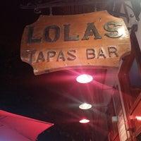Photo taken at Lola Tapas & Wine Bar by Anthony P. on 10/19/2016