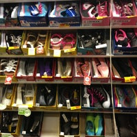 Photo taken at Payless ShoeSource by Matt B. on 8/31/2013