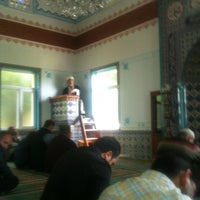 Photo taken at Nevnihal Hatun Camii by Ali A. on 5/13/2016