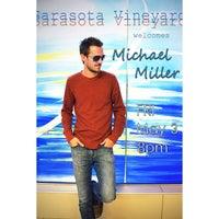 Photo taken at Sarasota Vineyard by Michael D. on 5/2/2013