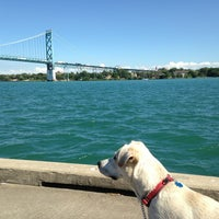Photo taken at Riverside Park Boat Launch by Nicole d. on 8/23/2013