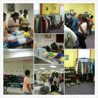 Photo taken at New Samaritan Baptist Church by Tonia TaknCharge C. on 8/17/2013