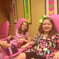 Photo taken at Illusions Nail Spa by Mary M. on 11/29/2013