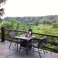 Photo taken at Katiliya Mountain Resort And Spa Chiang Rai by shu on 10/24/2012